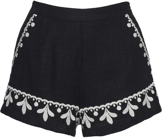 Positano Linen Shorts