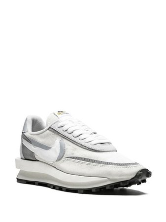 Shop white Nike x Sacai LD Waffle sneakers with Express Delivery - Farfetch