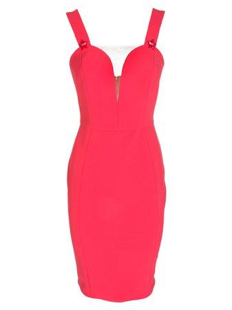 Elisabetta Franchi Celyn B. Bodycon Dress