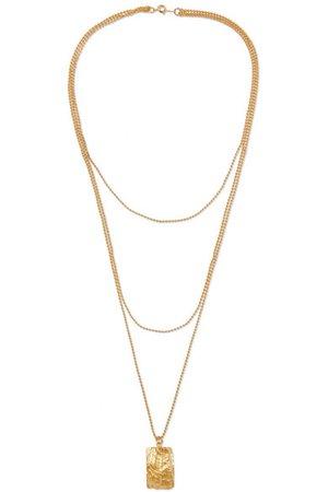 1064 Studio | Gold-plated necklace | NET-A-PORTER.COM