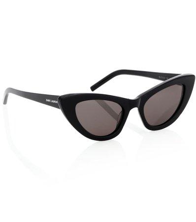 New Wave 213 Lily Cat-Eye Sunglasses - Saint Laurent   mytheresa