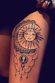 leg tattoos women - Google Search