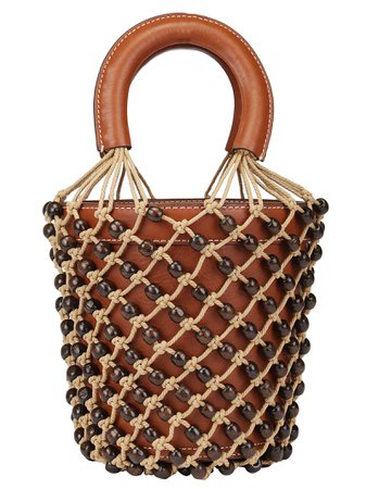 Beaded Moreau Handbag