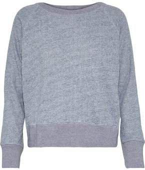 Melange French Terry Sweatshirt