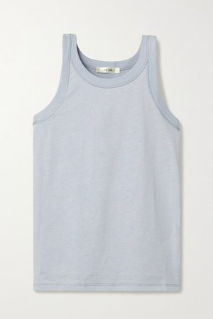 The Row | Frankie cotton-jersey tank | NET-A-PORTER.COM