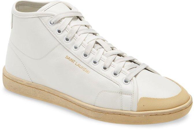 Court Classic Mid Top Sneaker