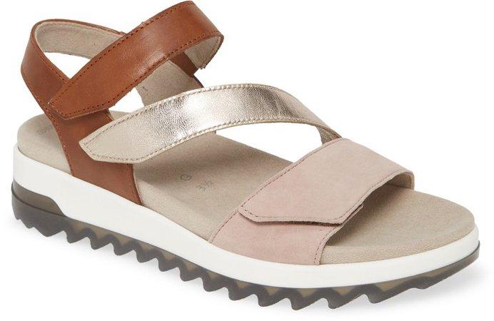 Wedge Sandal
