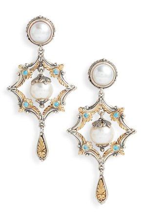 Konstantino Thalia Pearl Drop Earrings | Nordstrom