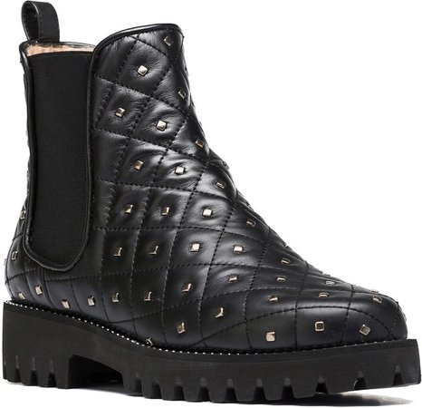Gia Studded Chelsea Boot