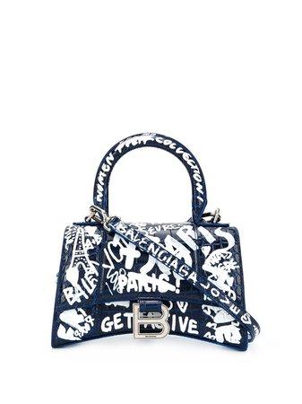 Balenciaga Hourglass XS Tote Bag - Farfetch