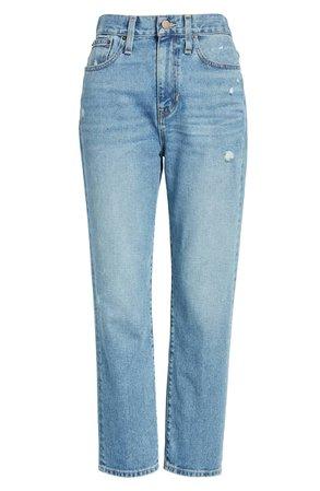 Cigarette Jeans SOMETHING NAVY