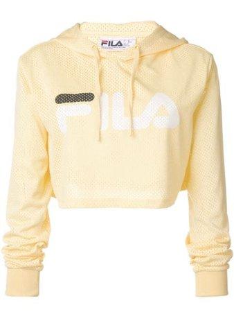 Fila Noemi Hooded Sweatshirt - Farfetch