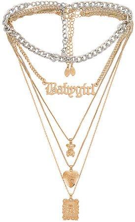 Aretha Necklace