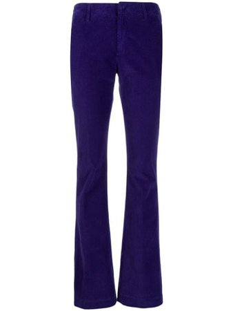 Dondup Bootcut Corduroy Trousers - Farfetch