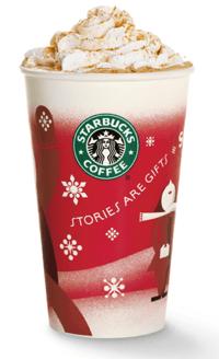 christmas starbucks drinks png - Google Search