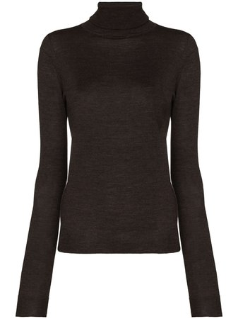 Totême Zoza Turtleneck Jumper - Farfetch