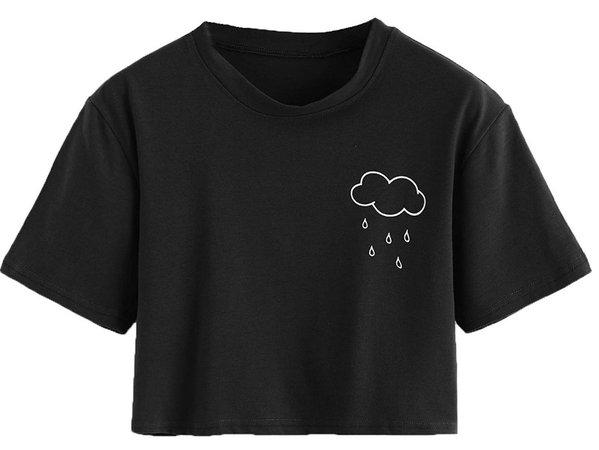 rain cloud shirt