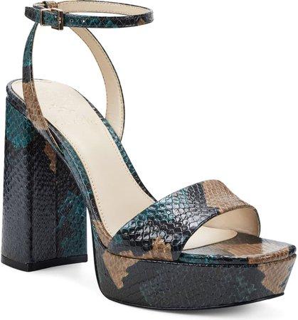 Vince Camuto Chastin Platform Sandal (Women) | Nordstrom