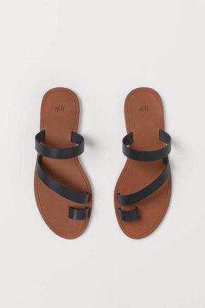 Slides - Black