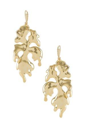 Kendra Scott Savannah Drop Earring in Gold | REVOLVE