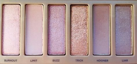 """Urban Decay """"Naked"""" Eyeshadow Pallette"""