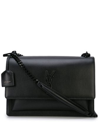 Shop Saint Laurent Sunset shoulder bag with Express Delivery - FARFETCH