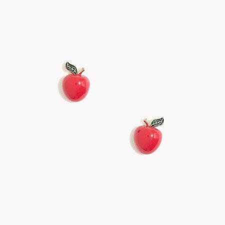 J.Crew Factory: Apple Stud Earrings For Women