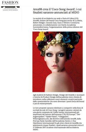 fashion magazine - Harim Academy