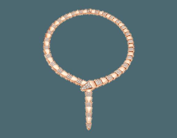 Serpenti Necklace 348166 | Bulgari