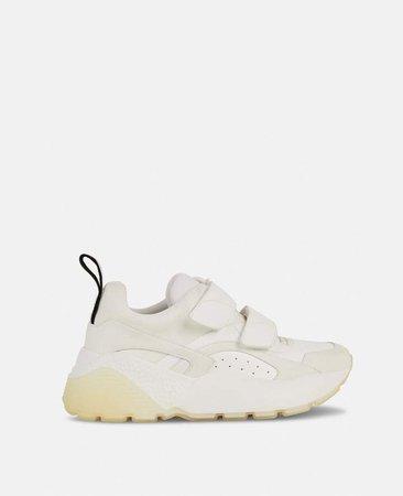 Eclypse White Sneakers, Women's