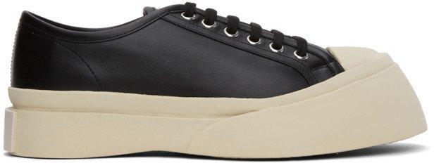 Black Nappa Pablo Sneakers