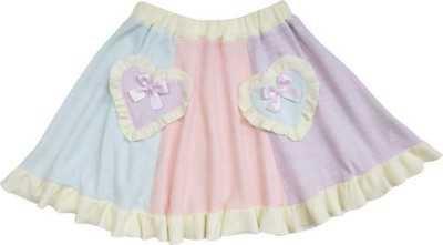 pastel skirt nile perch