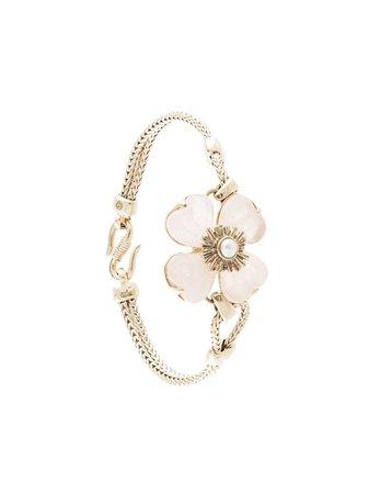 Goossens Four-Leaf Clover Bracelet