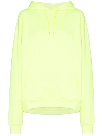 Martine Rose Oversized Hooded Sweatshirt