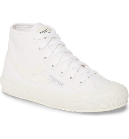 Superga 2795 Cotu Panatta High Top Sneaker (Women) | Nordstrom