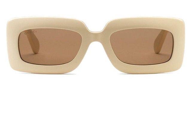 rectangle Gucci sunglasses
