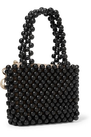 Patti beaded tote
