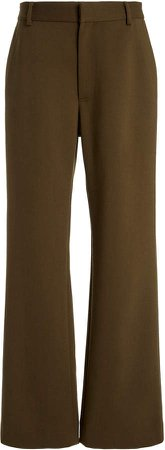 Deveaux Addison Straight-Leg Trousers