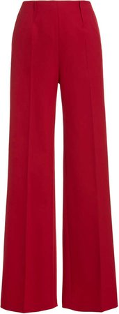 Altuzarra Luther Wool-Blend Wide-Leg Pants