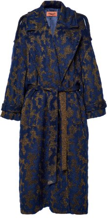 Missoni Jacquard Trench Coat