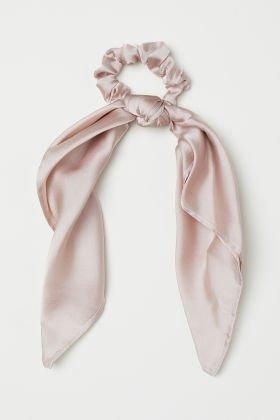 H&M scrunchie+bandana