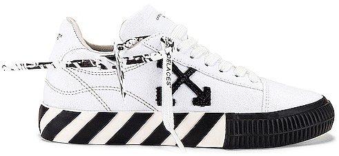 Low Vulcanized Canvas Sneaker