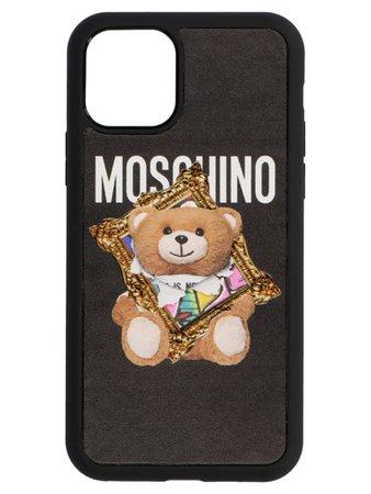 MOSCHINO 'TEDDY CORNICE' CASE
