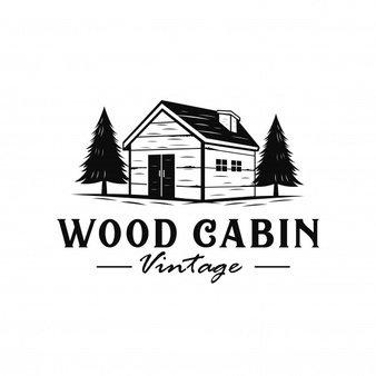 winter cabin logo - Google Search