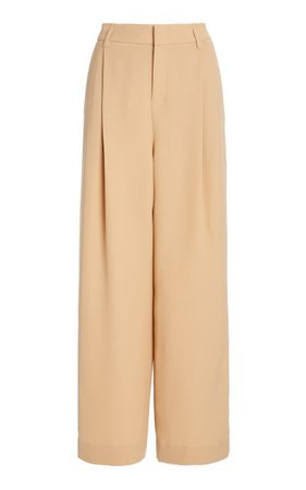 Cady Wide-Leg Pants By Vince | Moda Operandi