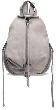 Julian Convertible Suede Backpack