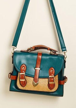 Authentically Academic Bag teal | ModCloth