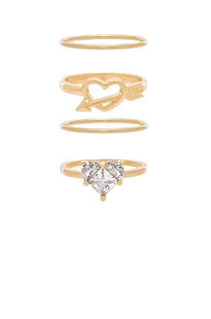 Tainted Love Ring Set