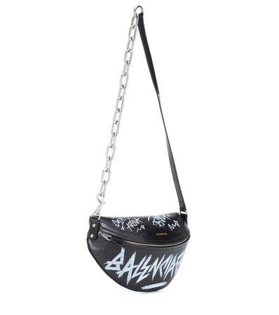 Souvenir Graffiti Xs Belt Bag - Balenciaga | mytheresa