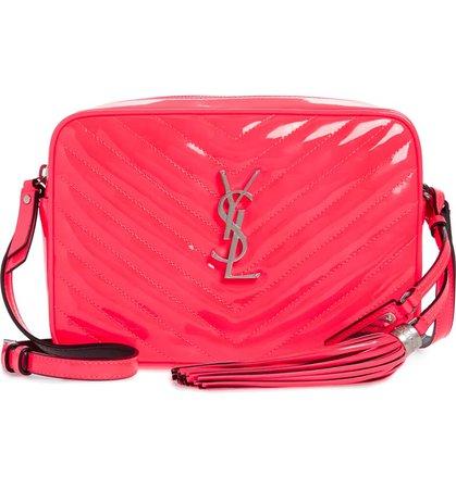 Saint Laurent Lou Matelassé Leather Crossbody Bag | Nordstrom